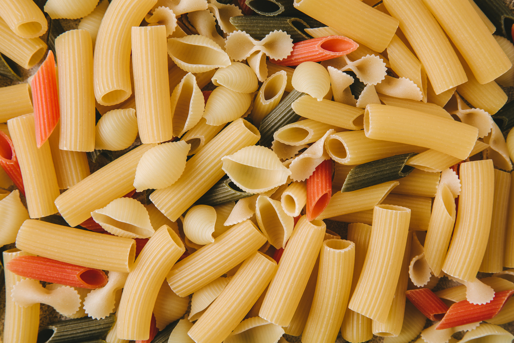 We Know It's Halloween – But It's Also Pasta Month!