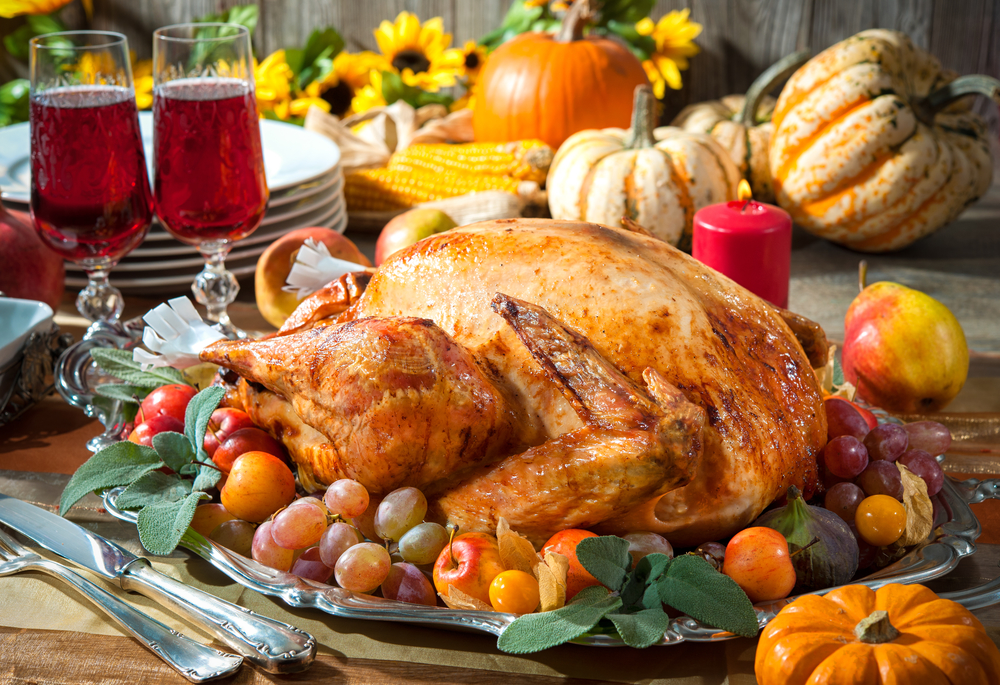 Relax This Thanksgiving With a Dinner Out At One of These Local Restaurants