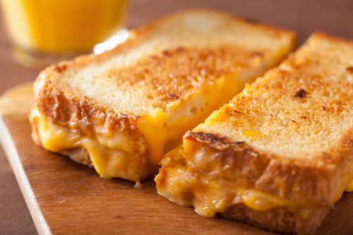 Celebrate National Grilled Cheese Day at These Ronkonkoma Eateries