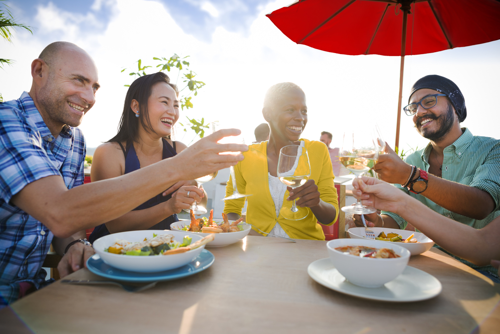 Outdoor Dining Is Open in Ronkonkoma! Here's Where To Get a Table