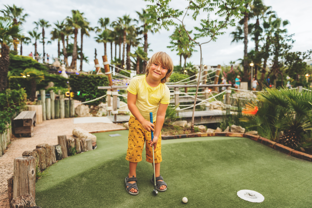 Where to Play Summer's Most Fun and Goofiest Game – Mini Golf