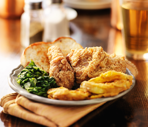 Celebrate National Fried Chicken Day in Ronkonkoma on July 6