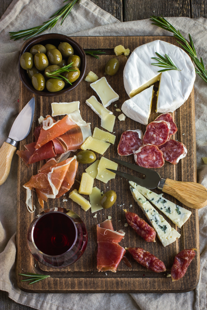 These Caterers Are Offering Beautiful Charcuterie Boards for the Holidays
