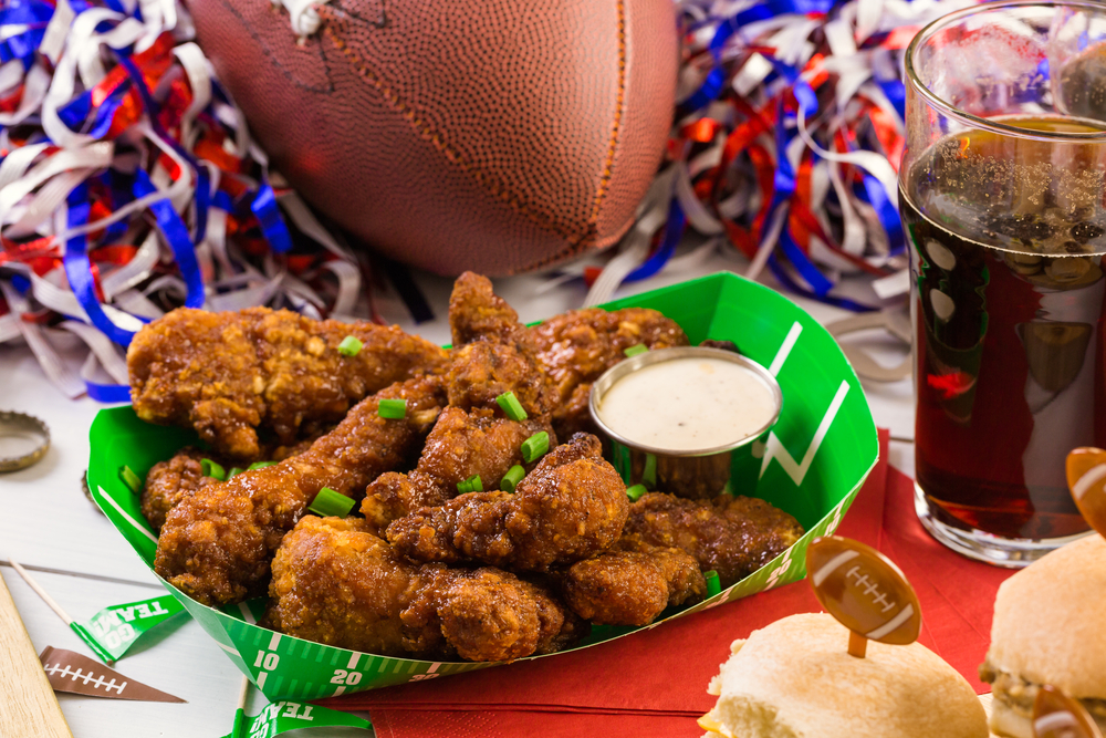 Craving Wings For Super Bowl Sunday? Order From These Ronkonkoma Spots
