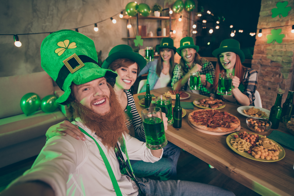 Celebrate St. Patrick's Day with Irish Food From These Local Irish Pubs