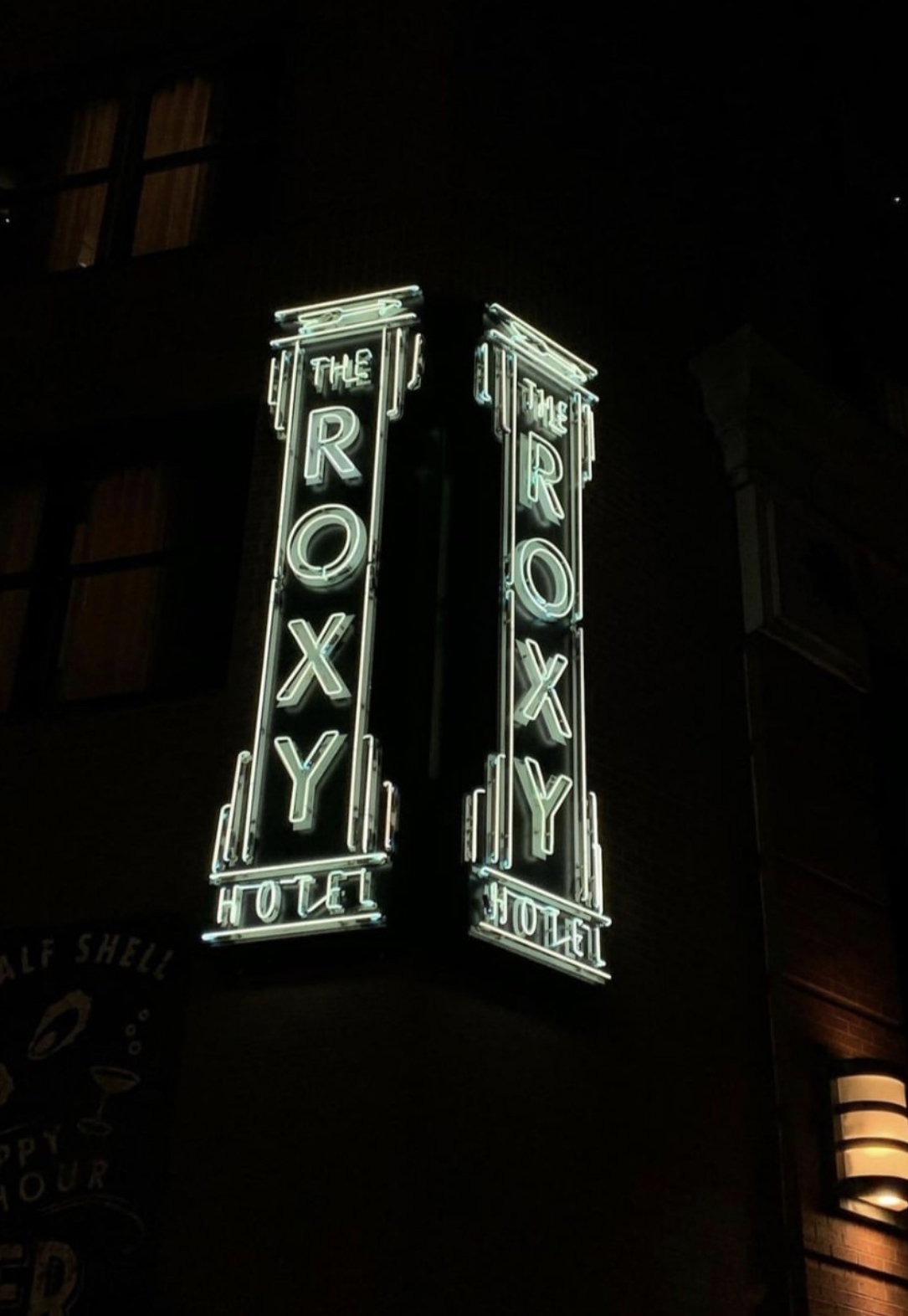 Meet Me At The Roxy